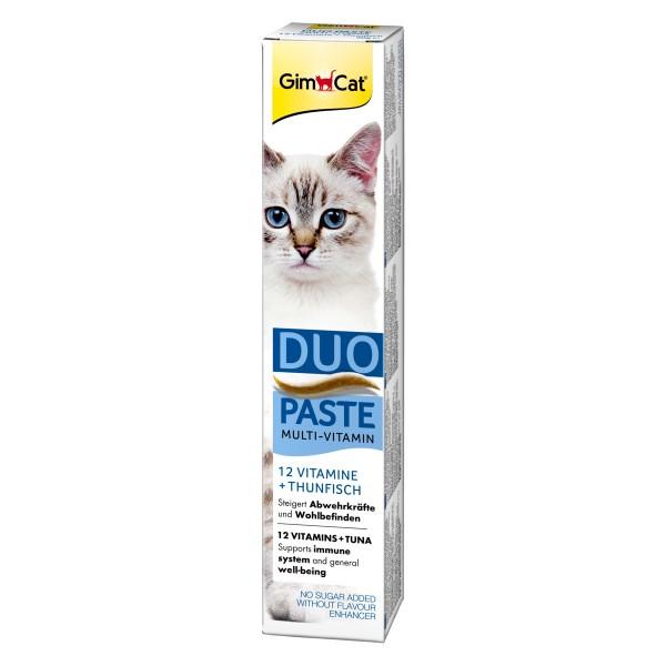 GimCat MultiVitamin DuoPaste Thunfisch + 12 Vitamine
