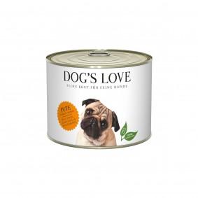 Dog's Love Classic krůtí maso sjablkem, cuketou aolejem zvlašských ořechů