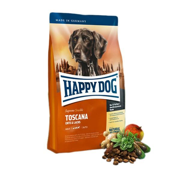 happy dog supreme sensible toscana g nstig kaufen bei zooroyal. Black Bedroom Furniture Sets. Home Design Ideas