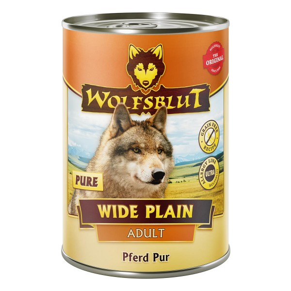 Wolfsblut Wide Plain Pure