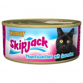 Wildcat Skipjack Thunfisch & Garnelen