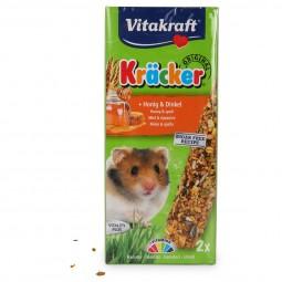 Vitakraft Hamster Kräcker mit Honig & Dinkel