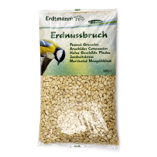 Erdtmann's energiereicher Erdnussbruch