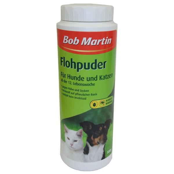 Bob Martin Flohpuder für Hunde und Katzen 100g
