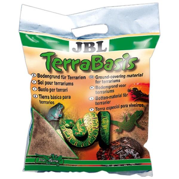 JBL TerraBasis Terrarium-Bodengrund 20 l