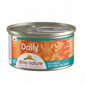 Almo Nature Daily Menu Cat Mousse mit Lamm