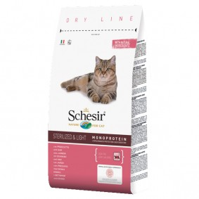 Schesir Cat Sterilized & Light Schinken