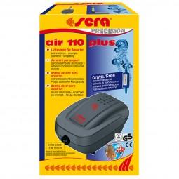 Sera Air 110 plus Membranluftpumpe für Aquarien