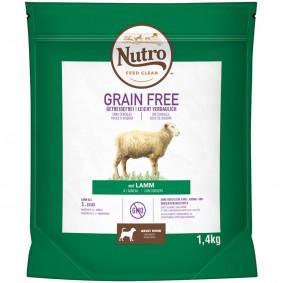 Nutro Grainfree Adult Lamm 1,4kg