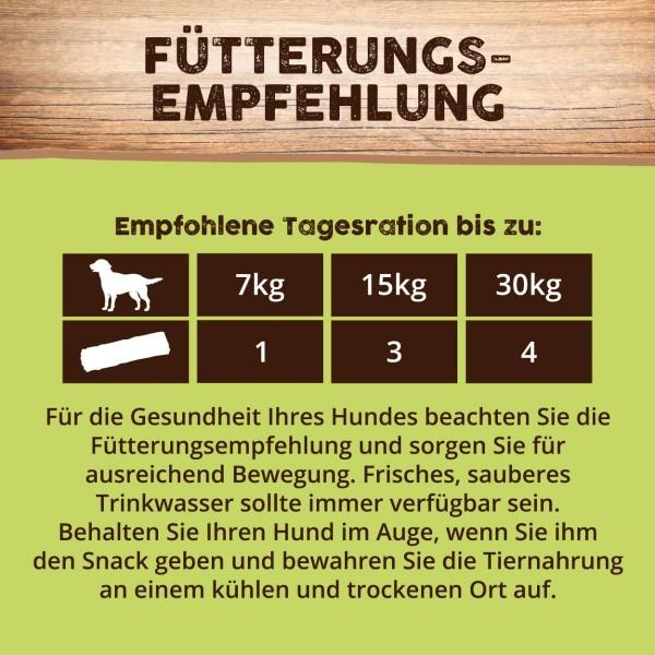 Purina AdVENTuROS Strips, Hundeleckerli fettarm mit Hirschgeschmack
