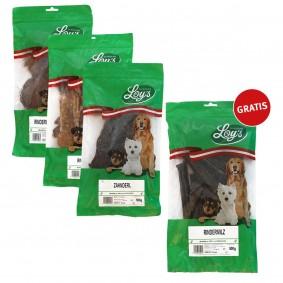 Loy's Naturkau Mixpaket + 500g Rindermilz gratis
