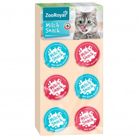 ZooRoyal Milch Snack