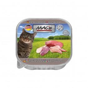 Mac's Cat Ente, Kaninchen & Rind
