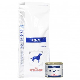 Royal Canin Vet Diet Renal RF 14 7kg + 12x200g