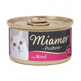 Miamor Pastete mit Rind