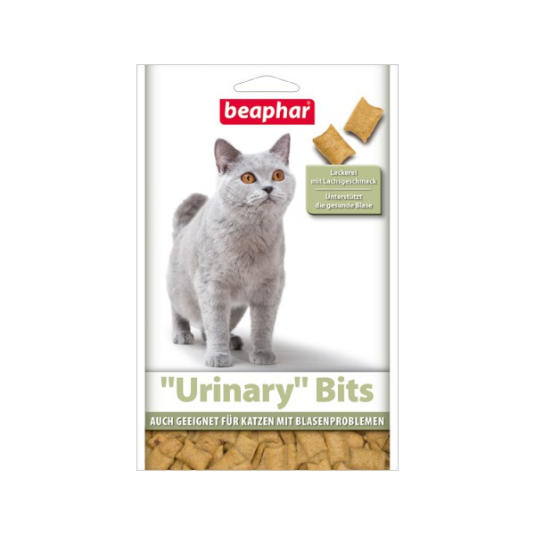 beaphar Katzensnack Urinary Bits 150g