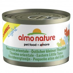 Almo Nature Light Katzenfutter 6x50g