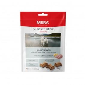 MERA pure sensitive goody snacks Truthahn&Kartoffel 200g