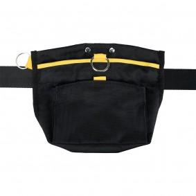Trixie Sporting Snacktasche - schwarz/gelb