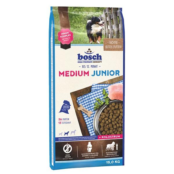 Bosch Hundefutter Medium Junior