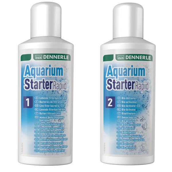 Dennerle Bio-Aktivator Aquarium Starter Rapid 200ml