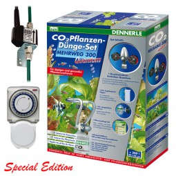 Dennerle CO2 Set MEHRWEG 300 Quantum Special Edition