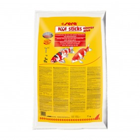 Sera KOI sticks energy plus 40l