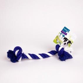 ZooRoyal Spieltau blau/weiß