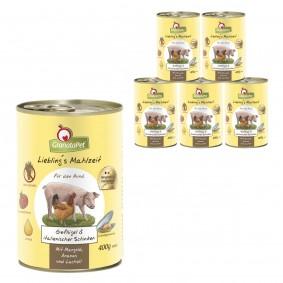 GranataPet Lieblingsmahlzeit Geflügel&italienischer Schinken