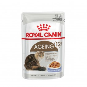 Royal Canin Katzenfutter Ageing +12 in Gelee 12 x 85g