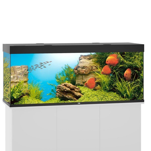 Juwel Rio 450 LED Komplett Aquarium ohne Schran...