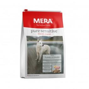 MERA pure sensitive Trockenfutter fresh meat Truthahn&Kartoffel