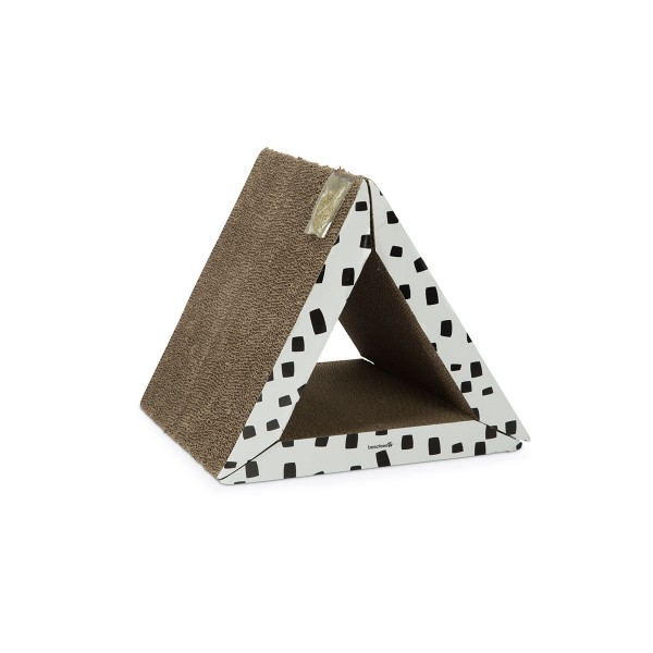 beeztees Kratzpappe Triangle