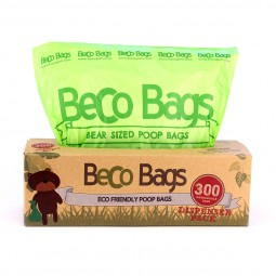 Beco Pets BecoBags Kotbeutel im Spender 300 Stück