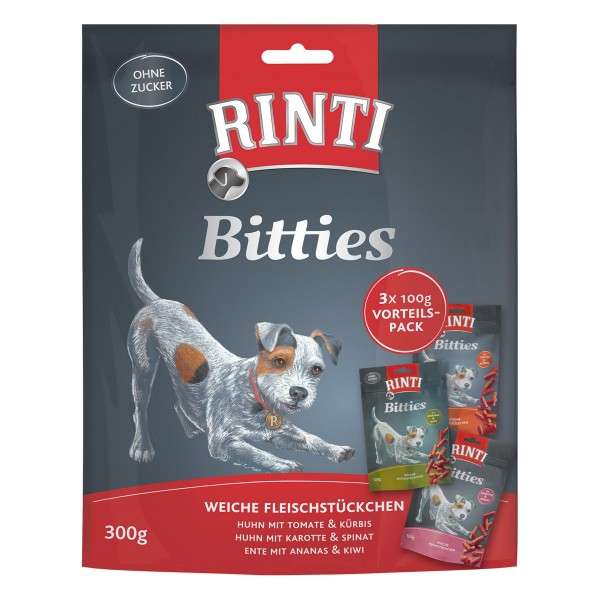 Rinti Bitties Multipack 3x100g