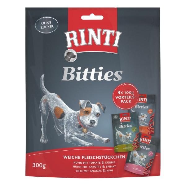 Rinti Bitties Multipack 3x100g