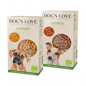 Dog's Love Hundesnacks Goodies 2x150g