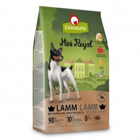 GranataPet Mini Royal Lamm 1kg