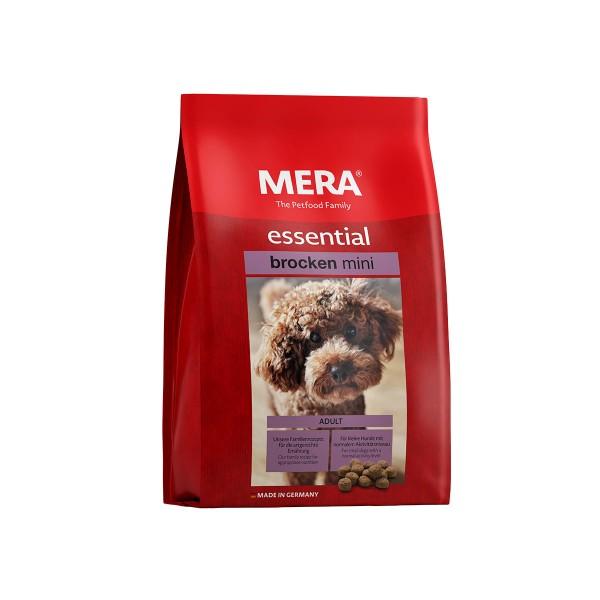 MERA essential Trockenfutter Brocken Mini 4kg