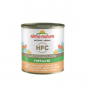 Almo Nature HFC Natural Cat Huhn und Lachs