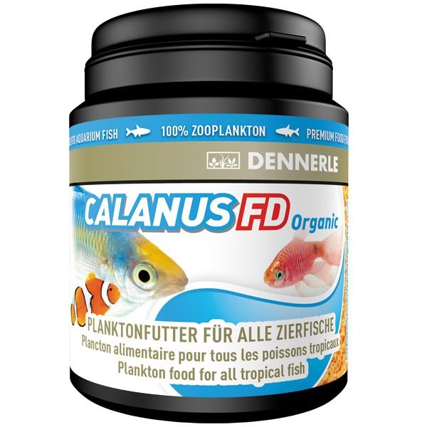 Dennerle Fischfutter Calanus FD Organic
