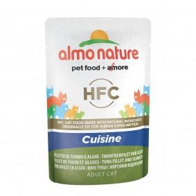 Almo Nature HFC Cuisine Thunfischfilet und Algen