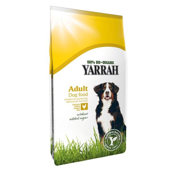 Yarrah Hundefutter Bio Huhn 15kg