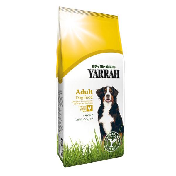 Yarrah Hundefutter Bio Huhn 2kg