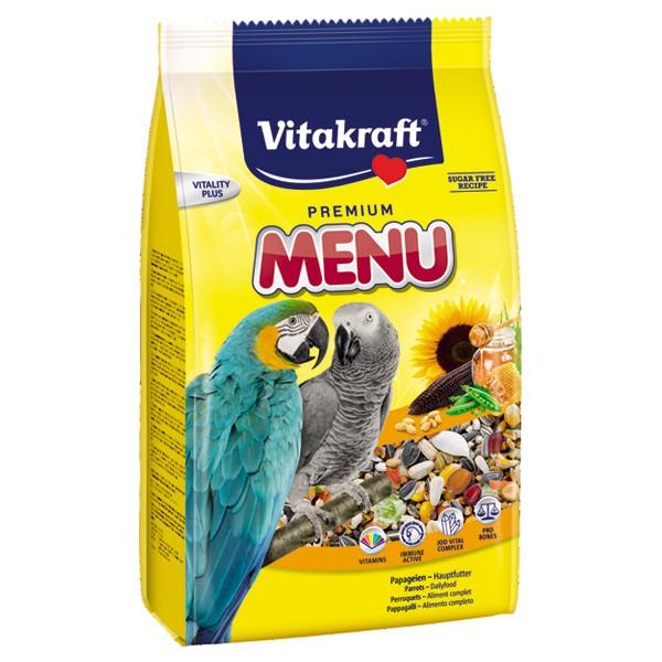 Vitakraft Menü Honig für Papageien 3kg