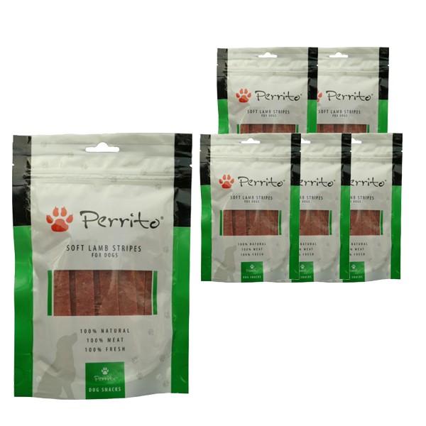 Perrito Soft Lamb Stripes für Hunde