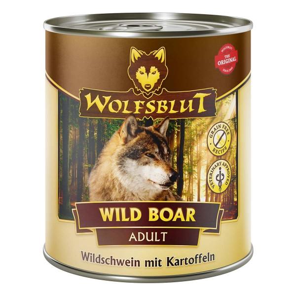 Wolfsblut Wild Boar Adult