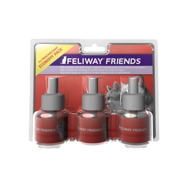 Feliway® Friends 3x30 Tage Vorteilspack
