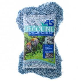AS Decoline Aquarienkies blau-weiß 5 kg