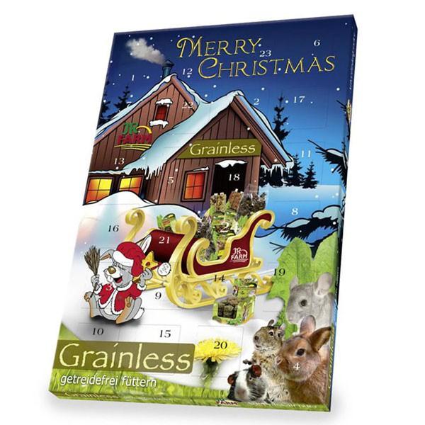 JR Farm Grainless Adventskalender